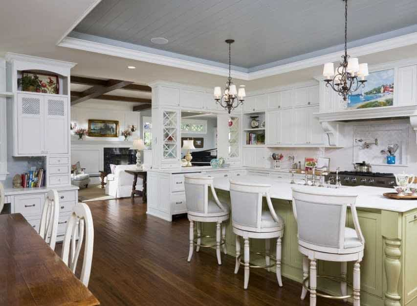 Tray Ceiling Ideas For Every Room In Your Home 25